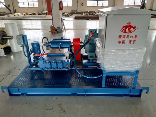 High Pressure Cleaning Pump (5)
